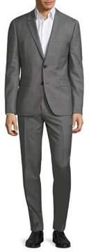 HUGO Virgin Wool Suit