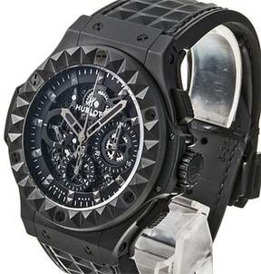 Hublot Big Bang Automatic Black Skeletal Dial Men's Watch