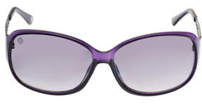 Nicole Miller Nicole By Full Frame Square Sunglasses-Womens
