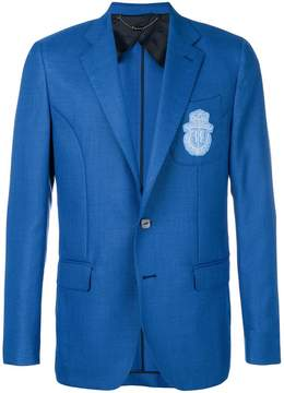 Billionaire crest blazer