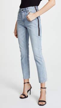Alexander Wang Denim x Cult Side Zip Jeans