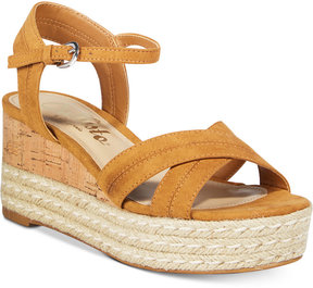 Callisto Joujou Espadrille Platform Wedge Sandals Women's Shoes