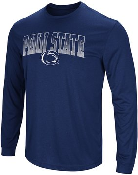 Colosseum Men's Campus Heritage Penn State Nittany Lions Gradient Long-Sleeve Tee