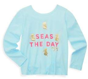 Lilly Pulitzer Toddler's, Little Girl's & Girl's Seas The Day Top