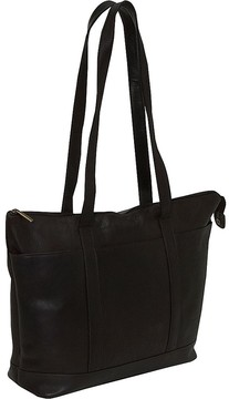 Le Donne Leather Medium Pocket Tote