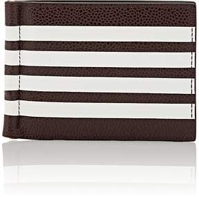 Thom Browne Men's Leather Money-Clip Billfold