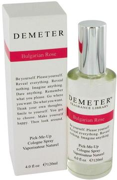 Demeter Bulgarian Rose Cologne Spray for Women (4 oz/118 ml)