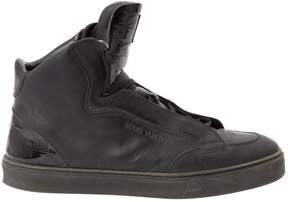 Louis Vuitton Leather high trainers