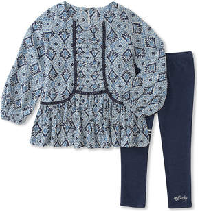 Lucky Brand TUNIC & JEGGING SET