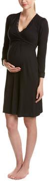 Belabumbum Maternity Eva Nursing Shift Dress