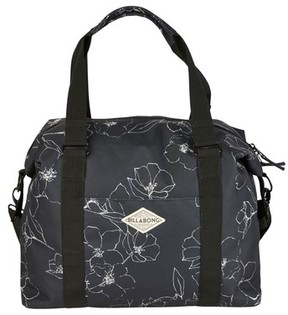 Billabong Compass Weekend Canvas Duffel - Black
