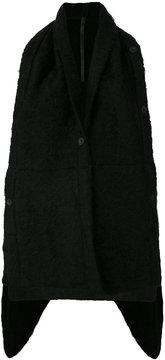 Barbara I Gongini asymmetric vest