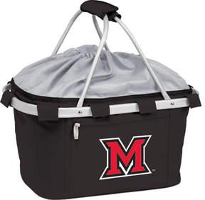 Picnic Time Metro Basket Miami University Red Hawks Emb