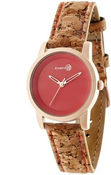 Earth Canopies Collection ETHEW2904 Unisex Watch with Leather Strap