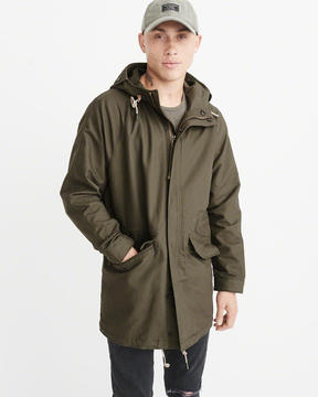 Abercrombie & Fitch Lightweight Parka