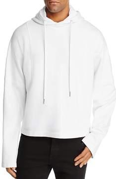 Helmut Lang Distorted Arm Hooded Sweatshirt