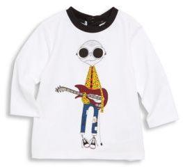 Little Marc Jacobs Baby Boy's Mister Marc Essential Cotton T-Shirt