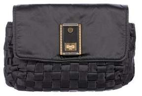 Marc Jacobs Satin Woven Clutch