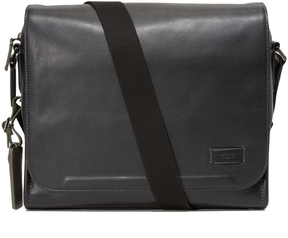 Tumi Harrison Leather Davenport Messenger