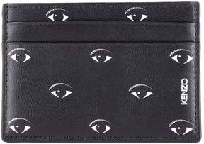 Kenzo Mini Eye Print Card Holder