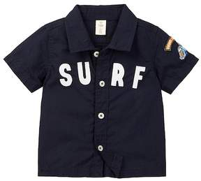 Tucker + Tate Surf Badge Shirt (Baby Boys)