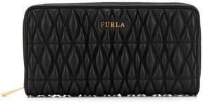 Furla Cometa zip around wallet