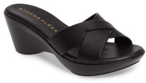 Athena Alexander Women's Verna Wedge Slide