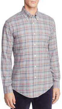 Brooks Brothers Tattersall Long Sleeve Button-Down Shirt