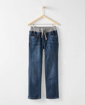 Hanna Andersson Double KneeKickstart Slim Jeans