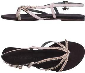 Manila Grace Toe strap sandals