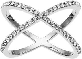 Brilliance+ Brilliance X Ring with Swarovski Crystals