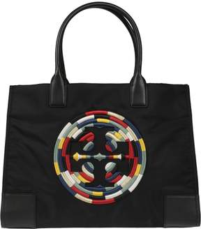 Tory Burch Ella Packable Tote - NERO - STYLE