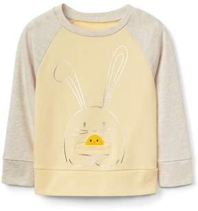 Gap Animal Pocket Pullover Sweater