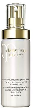 Cle de Peau Beaute Protective Fortifying Emulsion Broad Spectrum SPF 22/4.2 oz.