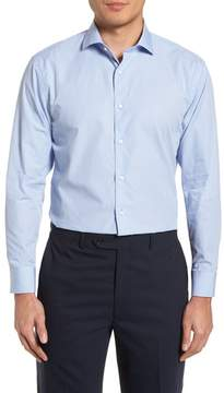 Nordstrom Trim Fit Print Dress Shirt