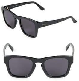 Gucci 49mm Square Sunglasses