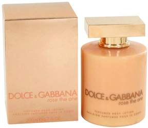Dolce & Gabbana Rose The One by Body Lotion for Women (6.8 oz)