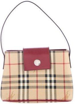 Burberry Horseferry Check Handle Bag