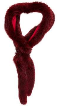 Etro Fox Fur Stole