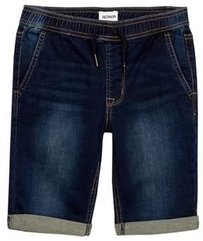 Hudson French Terry Pull On Shorts (Big Boys)