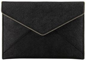 Rebecca Minkoff Clutch Shoulder Bag Women - BLACK - STYLE