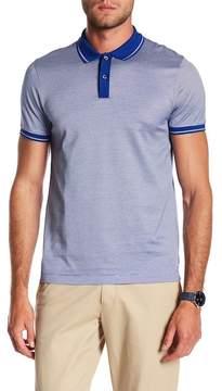 HUGO BOSS Phillipson Colorblock Polo Shirt