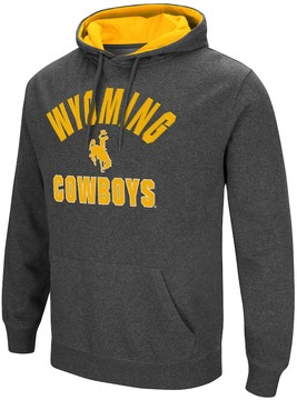 Colosseum Men's Wyoming Cowboys Pullover Hoodie