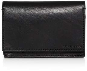 Cole Haan Washington Grand Leather Card Case