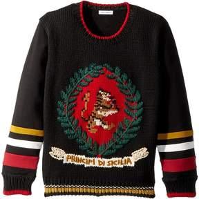 Dolce & Gabbana Sicily Sweatshirt Boy's Sweatshirt