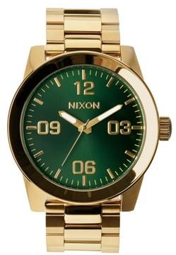 Nixon Men's 'The Corporal' Bracelet Watch, 48Mm
