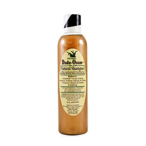 Smallflower Dudu-Osum Natural Shampoo by Tropical Naturals (8oz Shampoo)