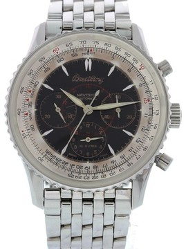 Breitling Navitimer Montbrilliant A30030.2 Chronograph Stainless Steel 38mm Men