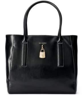 Dana Buchman Paramount Leather Tote