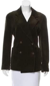 Chanel Corduroy Jacket